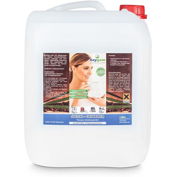 baygom Spezial - Entkalker 10 Liter